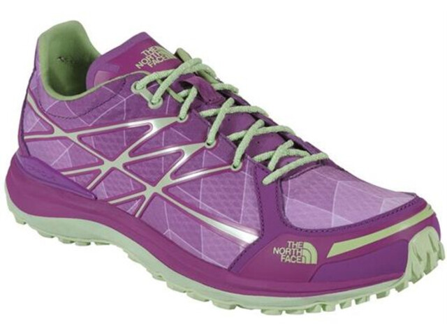 The North Face Ultra Tr II Dam byzantium purple/paradise green